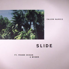 Calvin Harris - Slide feat Frank Ocean, MIgos LP (Picture Disc)