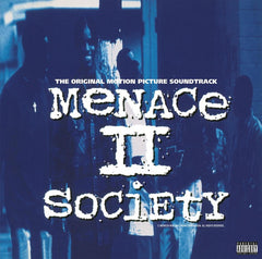 Menace II Society - Original Soundtrack 2LP