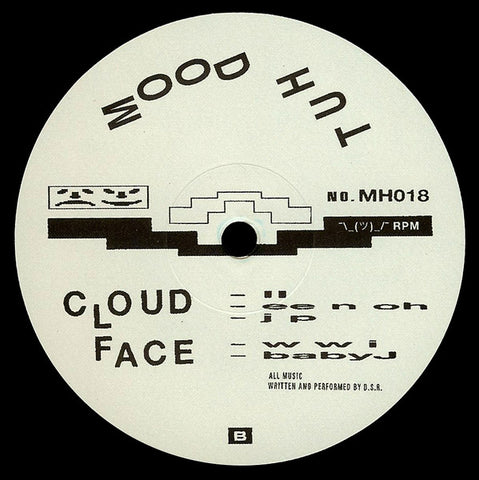 Cloudface - Super You EP