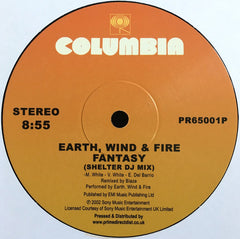 Earth, Wind & Fire - Fantasy 12-Inch (Shelter Mix)