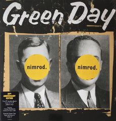 Green Day - Nimrod (20th Anniversary Edition) 2LP