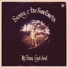 Sunny & The Sunliners - Brown Eyed Soul LP