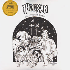 Thouxan - Heavy Weight Champ LP (180g Gold Vinyl)
