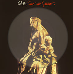 Odetta - Christmas Spirituals LP (Picture Disc)