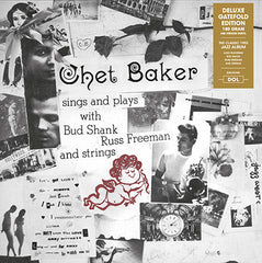 Chet Baker - Sings And Plays LP (180g) Gatefold