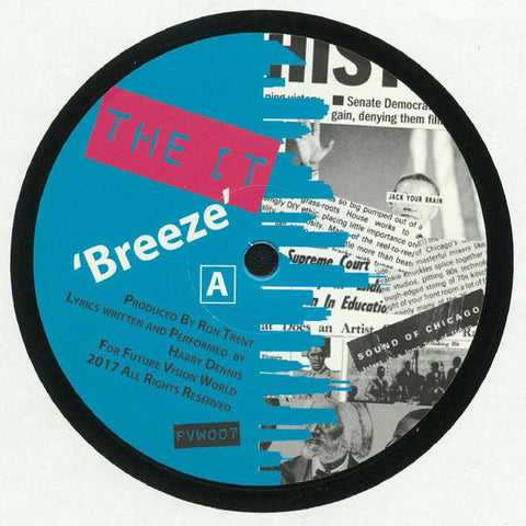 The It - Breeze feat Ron Trent 12-Inch
