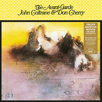 John Coltrane & Don Cherry - The Avant Garde LP