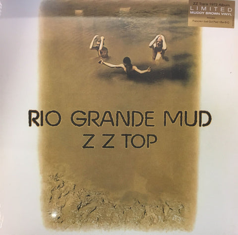 ZZ Top - Rio Grande Mud LP (Muddy Brown Vinyl)