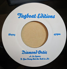 Diamond Ortiz - So Square 7-Inch