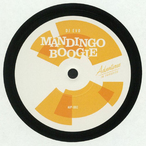 DJ Smash / DJ Evo - Your Pants Are Hot / Mandingo Boogie 7-Inch
