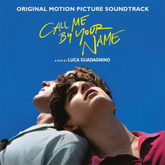 Call Me By Your Name - Original Soundtrack 2LP (red vinyl)