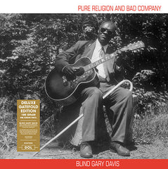 Blind Gary Davis - Pure Religion And Bad Company LP