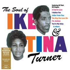 Ike & Tina Turner - Soul Of LP (180g)