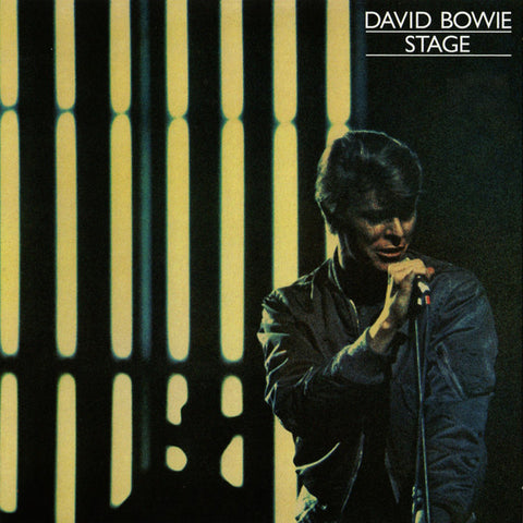 David Bowie - Stage 2LP