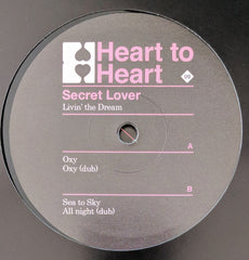 Secret Lover - Livin The Dream EP