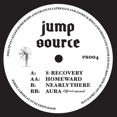 Jump Source - Homeward EP