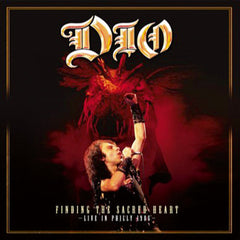 Dio - Finding The Secret Heart - Live In Philly 1986 2LP