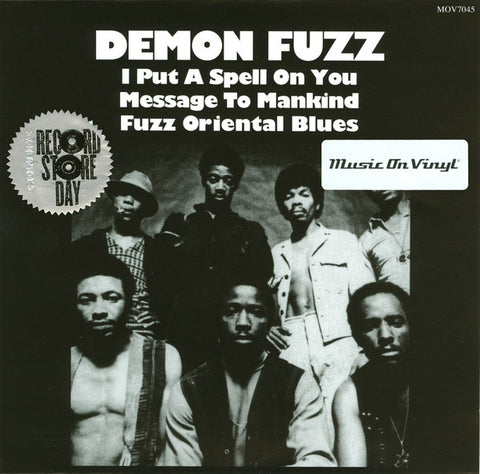 Demon Fuzz - I Put A Spell On You 7-Inch