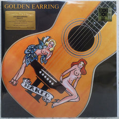 Golden Earring - Naked II LP (Red Vinyl)