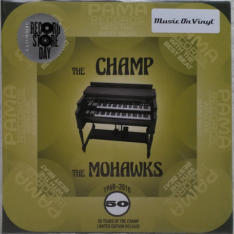 The Mohawks - The Champ 7-Inch