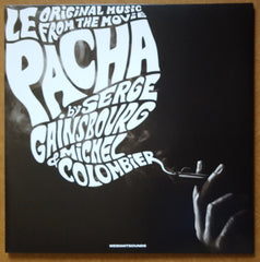 Serge Gainsbourg & Michel Colombier - Le Pacha Original Soundtrack LP