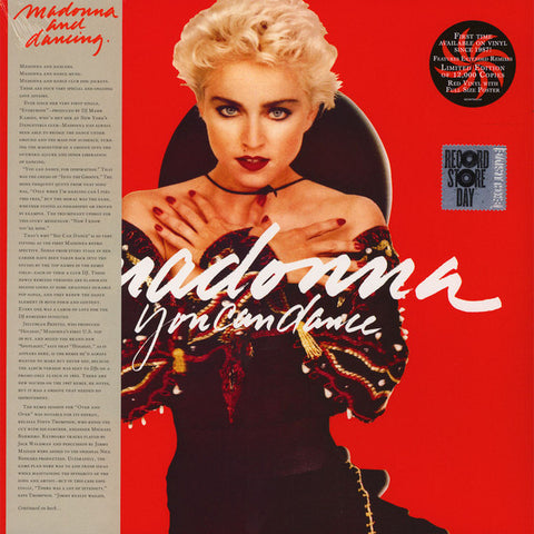 Madonna - You Can Dance LPd