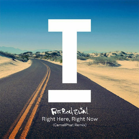 Fatboy Slim - Right Here Right Now 12-Inch