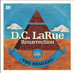 D.C. LaRue - Resurrection Part 1 EP