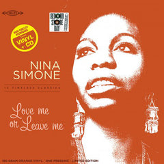 Nina Simone - Best Of LP + CD