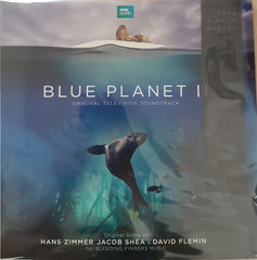 Hans Zimmer, Jacob Shea And David Fleming - Blue Planet II Original Soundtrack 2LP