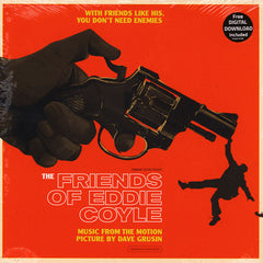 Dave Grusin - The Friends Of Eddie Coyle Original Soundtrack LP