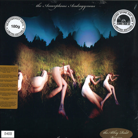 Amorphous Androgynous ‎– The Isness (The Abbey Road Version) LP