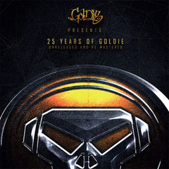 Goldie - 25 Years Of Goldie 3LP