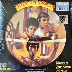 Lalo Schifrin - Enter The Dragon LP (Picture Disc)