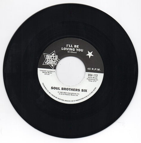 Soul Bros Six & Willie Tee - Northern 7-Inch