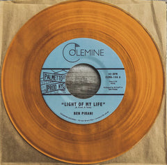 Ben Pirani - Light Of My Life b/w Dreamin's For Free 7-Inch