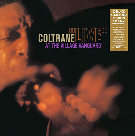 John Coltrane - Live At The Village Vanguard LP