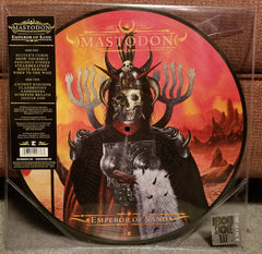 Mastodon - Emperor Of Sand LP Picture Disc