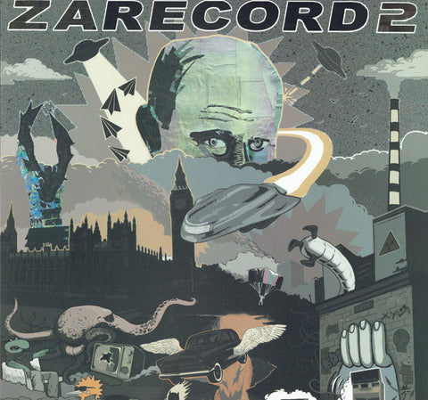 NMCP Studio ‎– Zarecord 2 LP