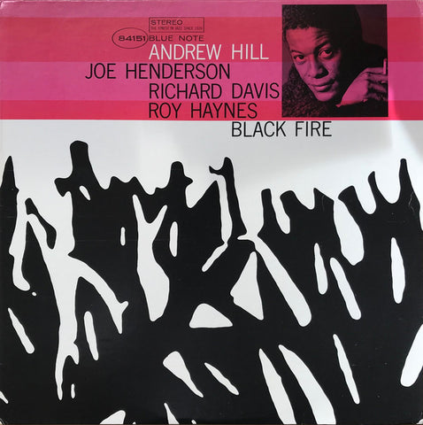 Andrew Hill - Black Fire (180g) LP