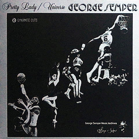 George Semper - Pretty Lady 7-Inch