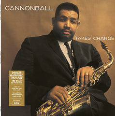 Cannonball Adderley - Takes Charge LP (180g Gatefold)