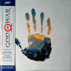 Bear McCreary ‎– God Of War 2LP