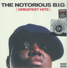 Notorious B.I.G. - Greatest Hits 2LP (Red Vinyl)