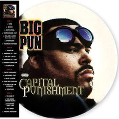 Big Pun - Capital Punishment 2LP (20th Anniversary Edition Picture Disc)