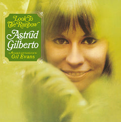 Astrud Gilberto - Look To The Rainbow LP