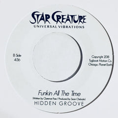 Hidden Groove - Do You Wanna Groove 7-Inch