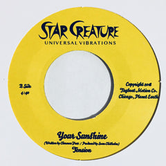 Tension - Call Me / Your Sunshine 7-Inch