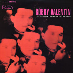 Bobby Valentin - Let's Turn On - Arrebatarnos LP