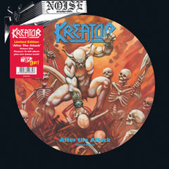 Kreator - After The Attack LP (Picture Disc, Rocktober Edition)